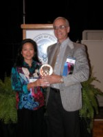 Award winning Plano Acupuncturists Iva and Richard Peck